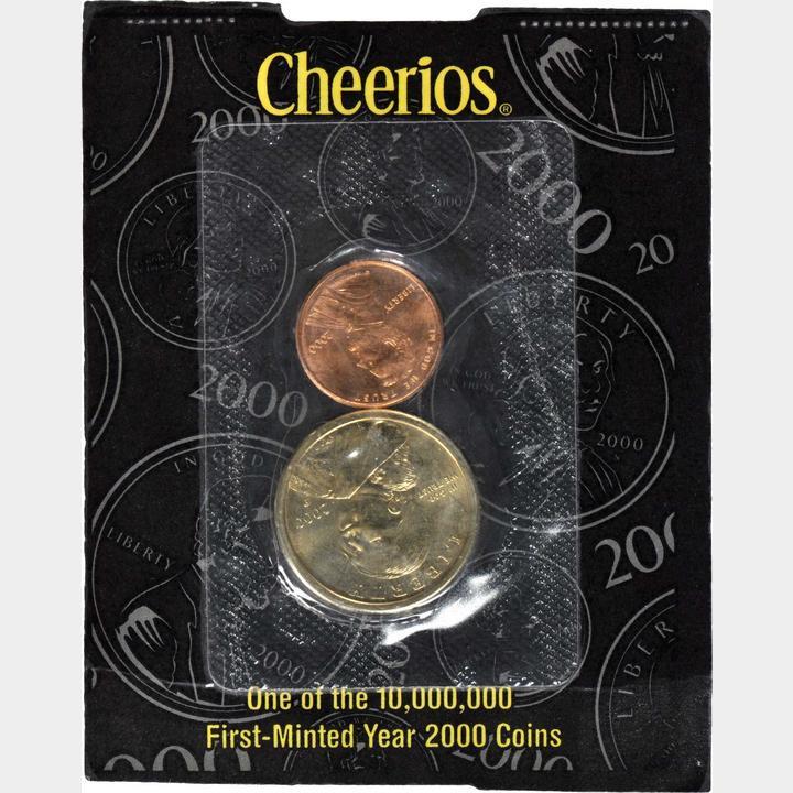 2000-P Sacagawea Dollar, FS-902, Boldly Detailed Tail